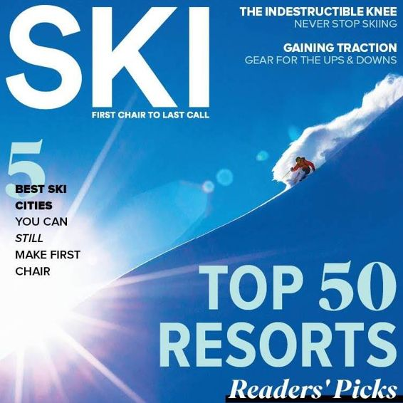 SKI Magazine Rankings 2018