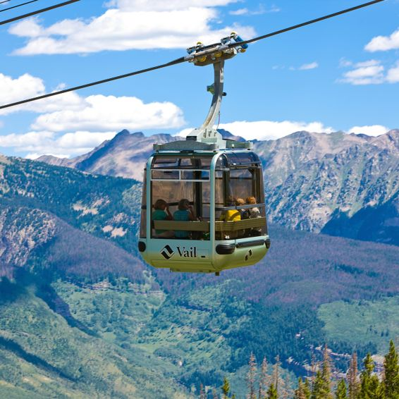 Vail Summer Operations and July 4 Festivities