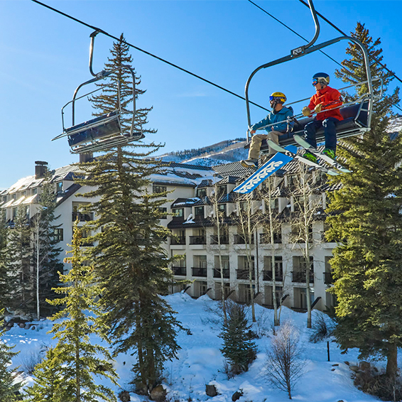 Forbes mentions Vail Residences and Grand Hyatt Vail as a top ski-in/ski-out resort!